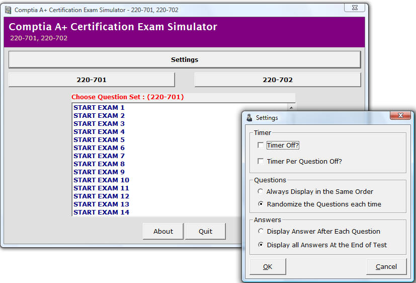 Comptia A Certification Training Videos